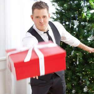 michael buble christmas special tribute